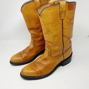 VTG Wolverine Cowboy Boots